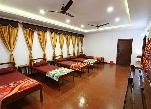 Family Rooms in Amba - Sawai Mansing Resort